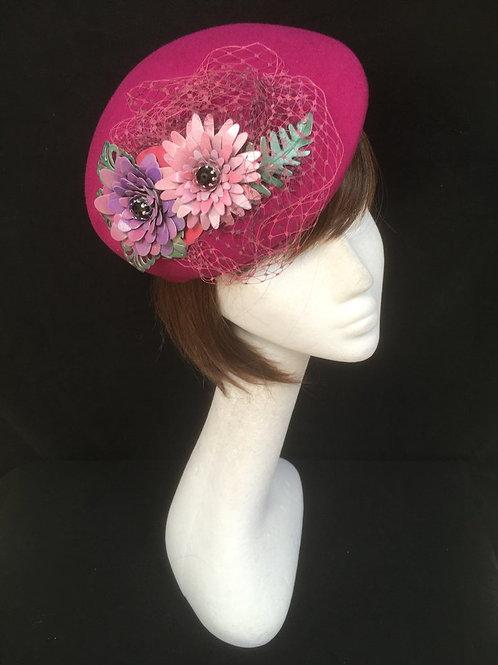 Pink Vintage cap FH11
