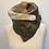 Pure wool fur lined scarf