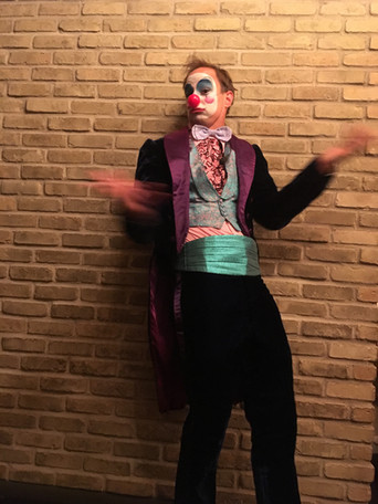 Clown for Hire