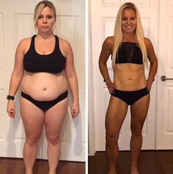 Shocking Weight Loss