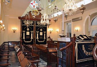 Gibraltar Synagogue Abudarham (Moshi Ana