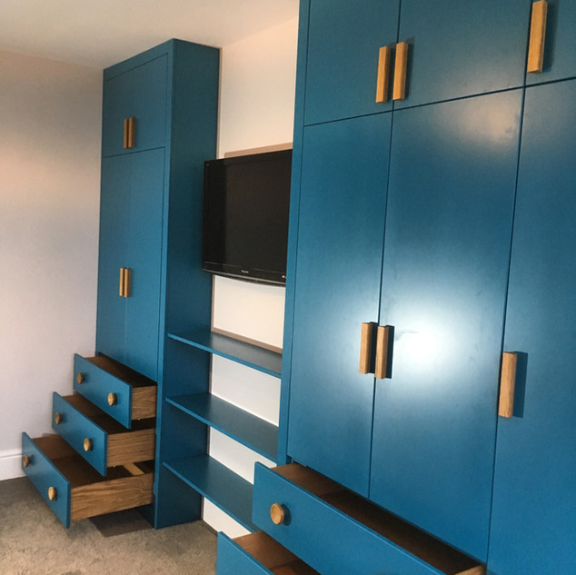 Fitted wardrobe Bristol