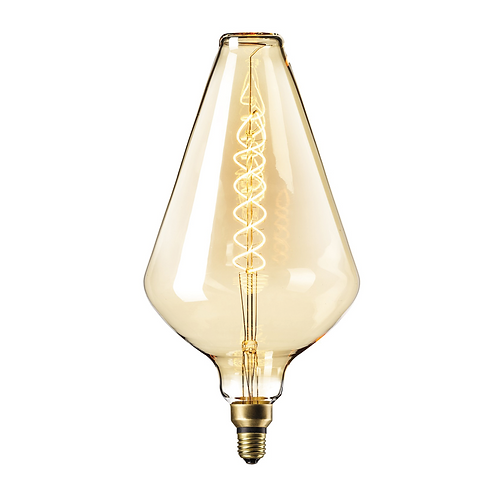 6W ES E27 Vienna LED Gold (Special order)