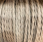 Linen Twisted cable