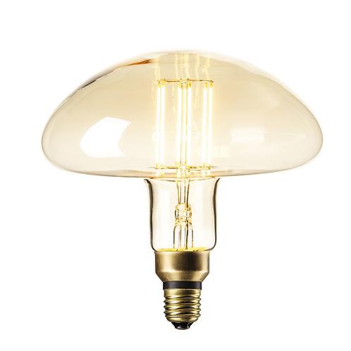 6W ES E27 Calgary LED Gold (Special order)
