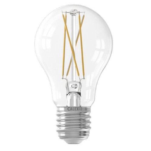 7w ES GLS Clear LED Warm to Cool Light Smart