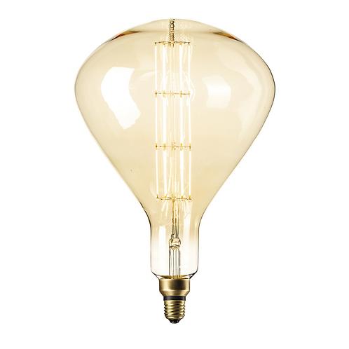 8W ES E27 Sydney LED Gold (Special order)