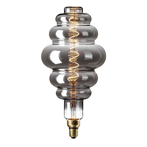 6W ES E27 Paris LED Titanium (Special order)