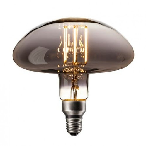 6W ES E27 Calgary LED Titanium (Special order)