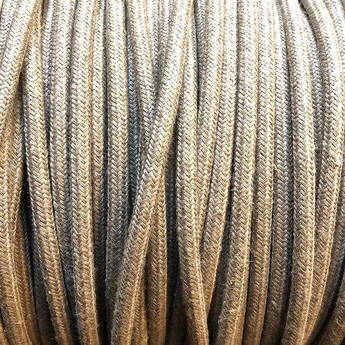 Hessian Round 3 Core Cable £4.95 Per MT
