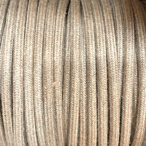Linen Round 3 Core .75mm cable £4.95 Per MT