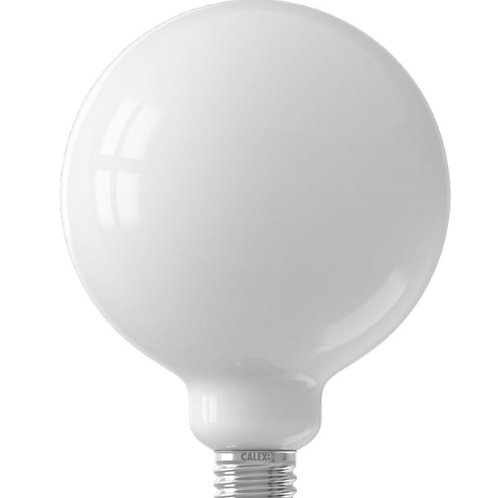 7.5 Watt ES 125mm Globe Opal LED Warm to Cool Light Smart