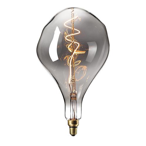 Organic ES E27 LED Lamp 6w XXL Titanium