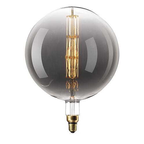 XXL Smoked Filament ES E27 LED Globe