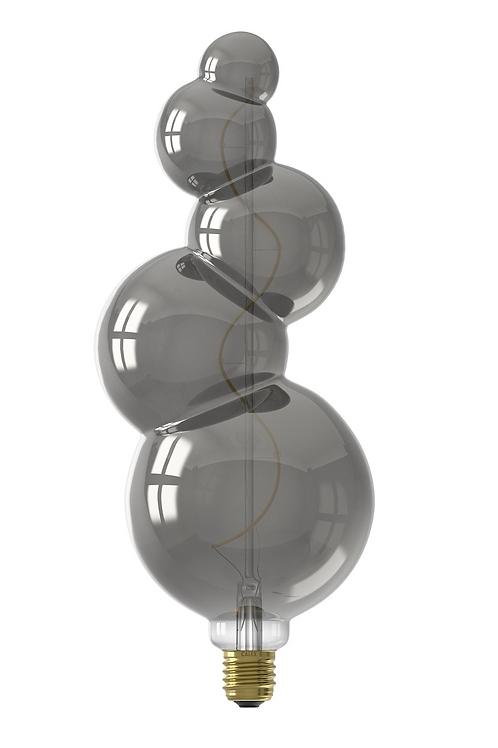 4W ES E27 Alicante LED Titanium (Special order)