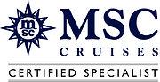 MSC CERTIFIED SPECIALIST LOGO for Bus Ca