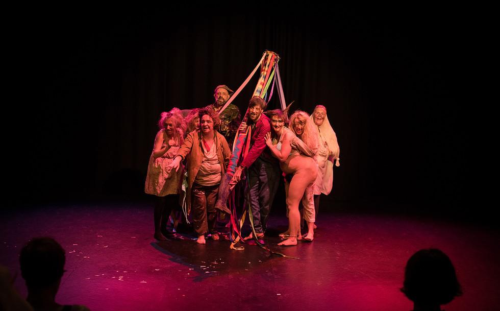 Acting School,Actor Training, Bouffon, Ensemble, Theatre Making, Manchester