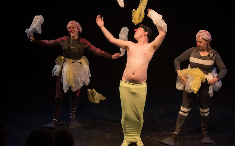 Actor School, Clown, Ensemble, Theatre Making, Manchester