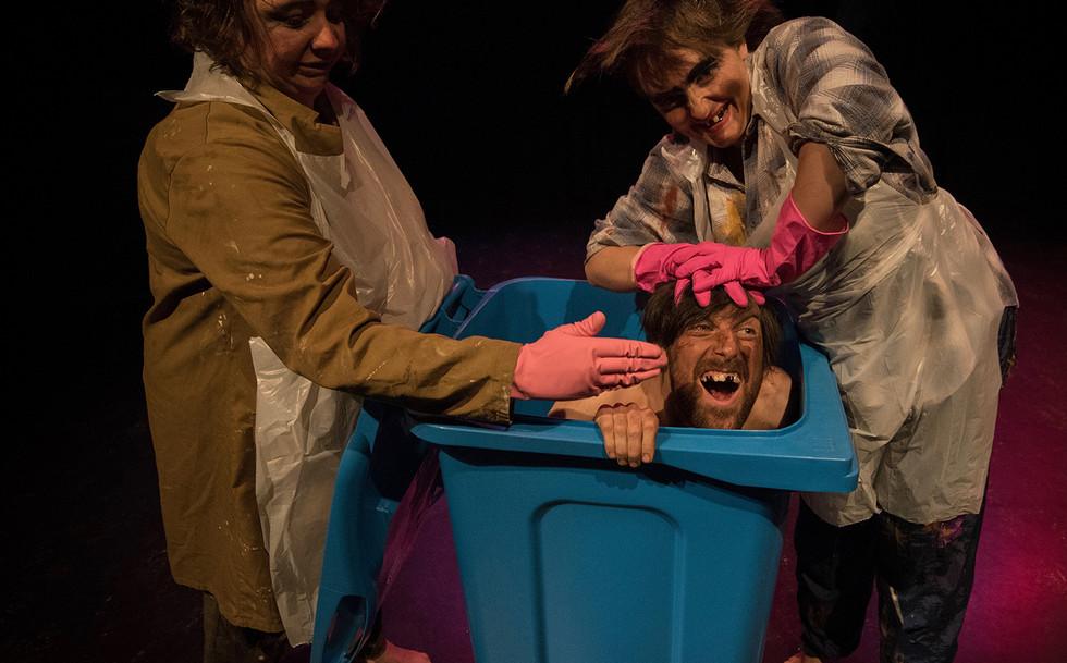 Acting School, Bouffon, Clown, Theatre, Theatre Making, Manchester