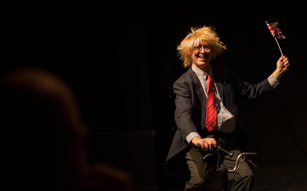 Acting School, Actor Training, Bouffon, Parody, Theatre Making, Manchester
