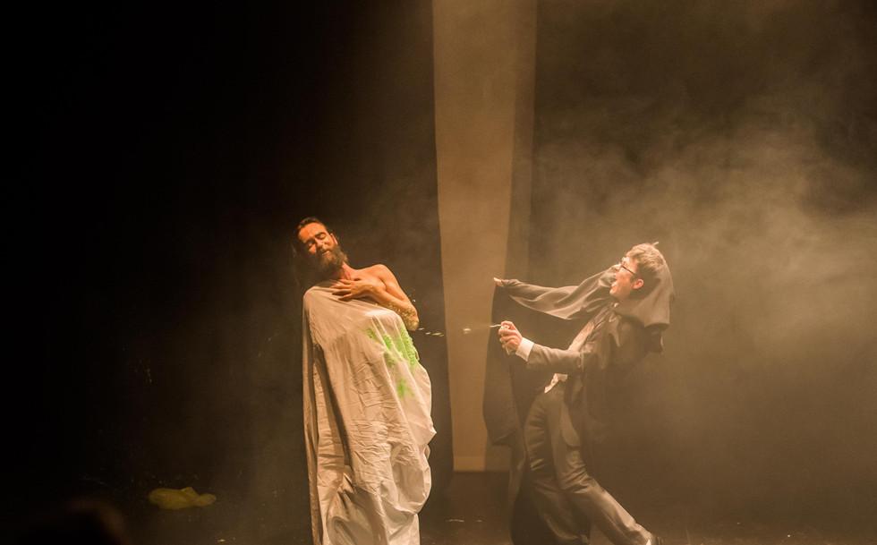 Acting School, Bouffon, Theatre Making, Manchester