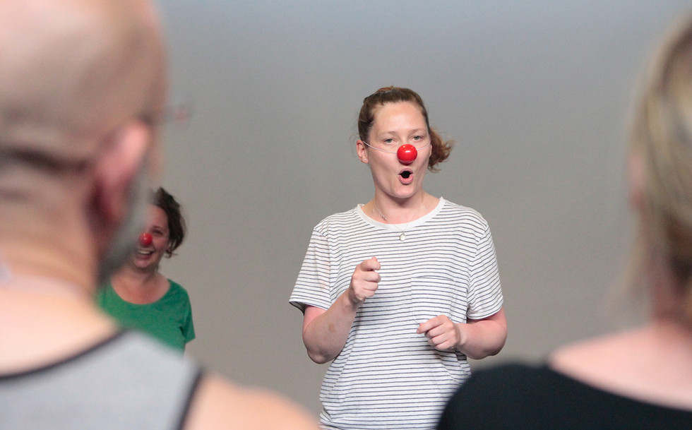 Acting School, Clown Training, Theatre, Theatre Making, Manchester