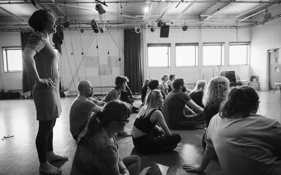 Acting School, Actor Training, Ensemble Theatre, Playful Theatre, Manchester