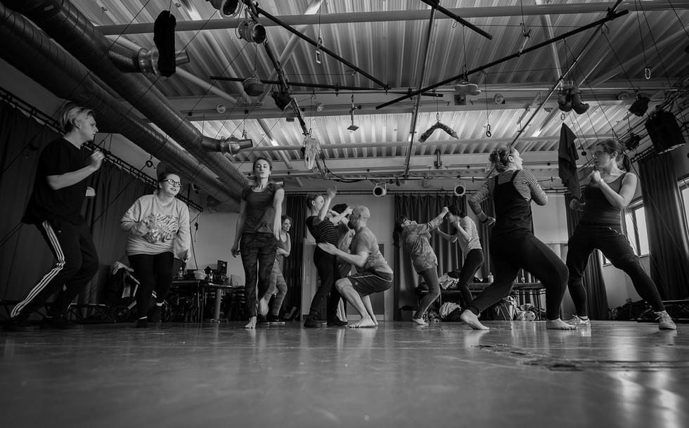 Acting School, Ensemble Theatre, Theatre Making, Manchester