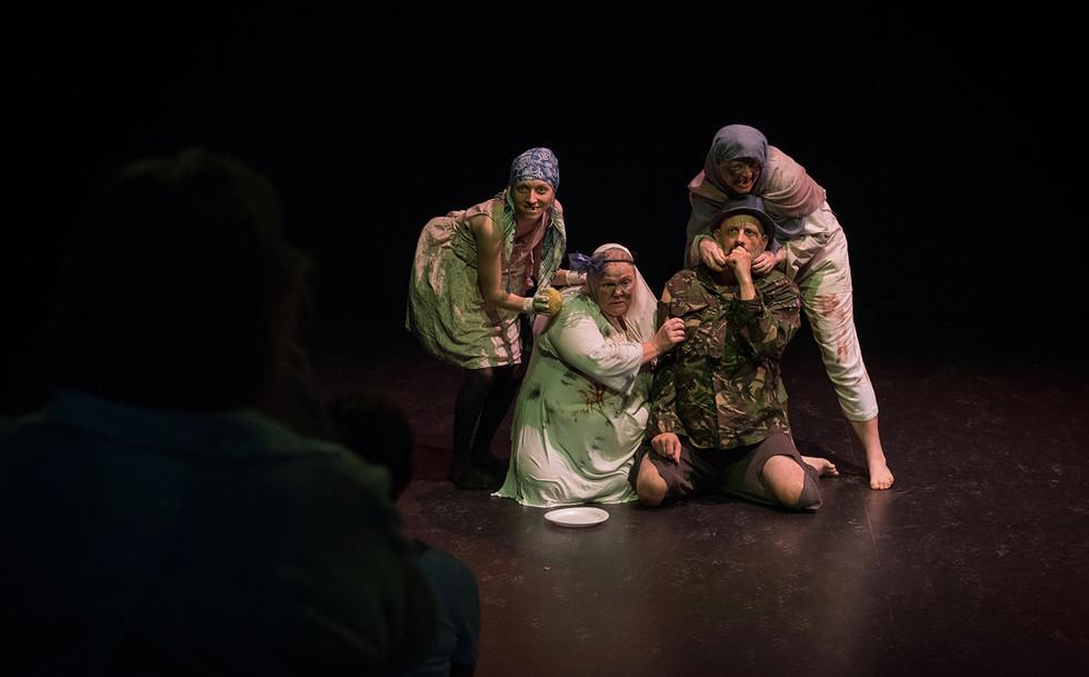 Acting School, Actor Training, Bouffon, Ensemble, Theatre Making