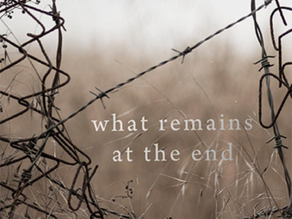 What Remains at the End | Alexandra Ford