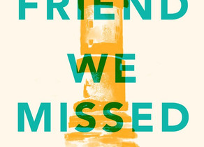 Hello Friend We Missed You | Richard Owain Roberts