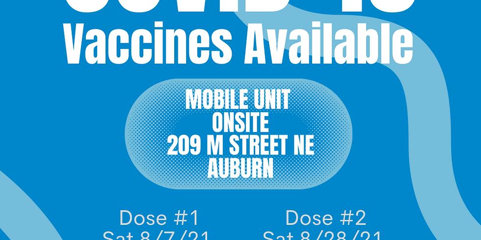 Free Dose 1 COVID Vaccine