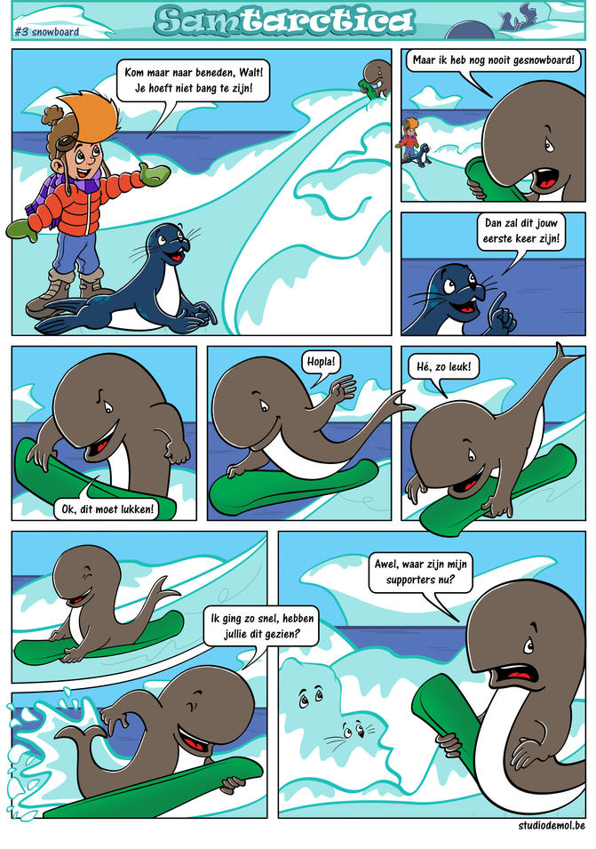 #3 Snowboard