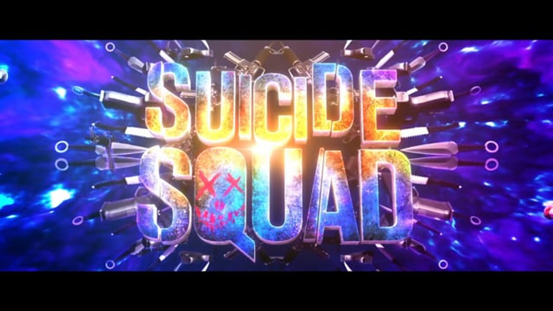 Suicide Squad Main Title