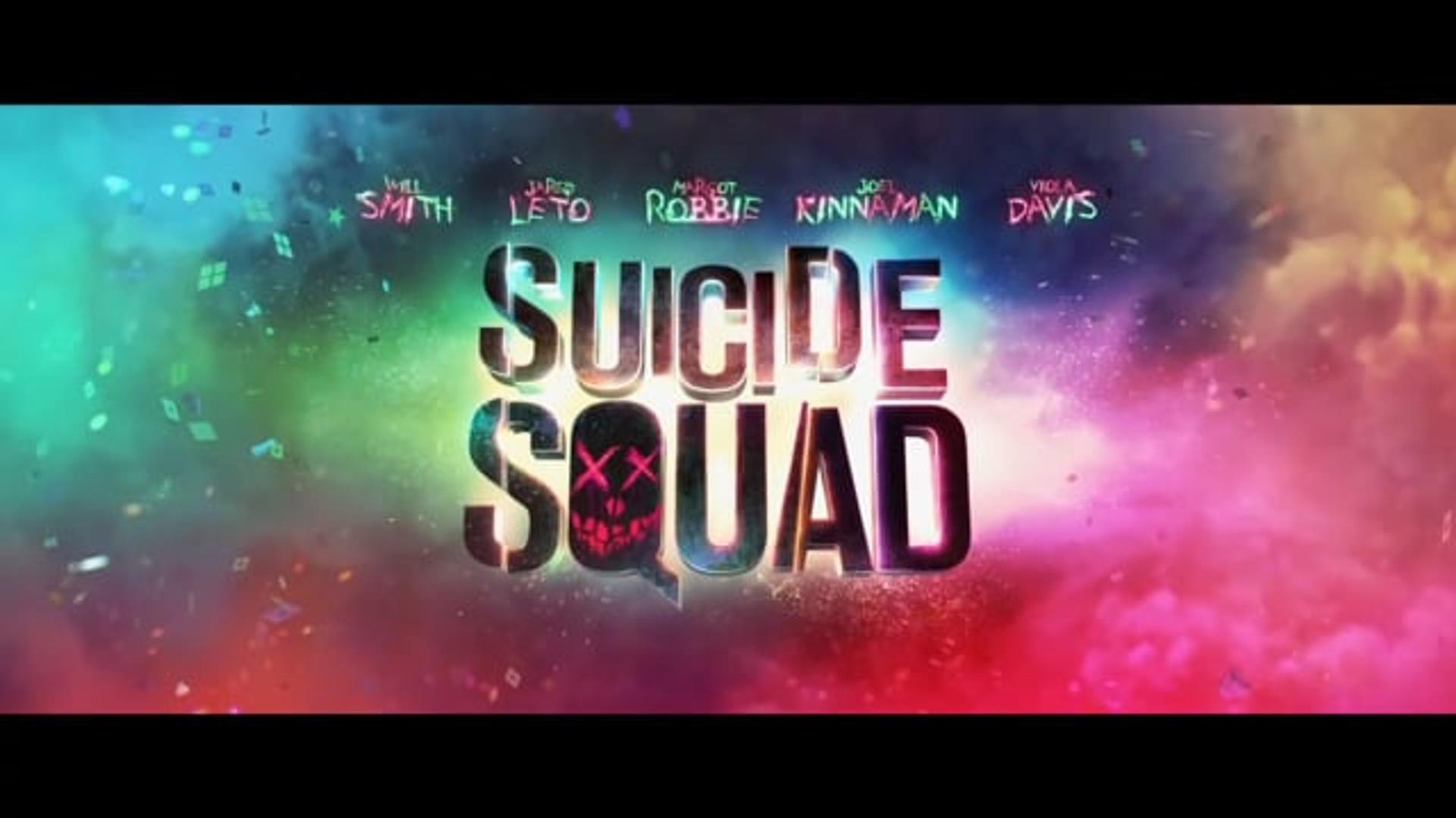 Suicide Squad Marketing