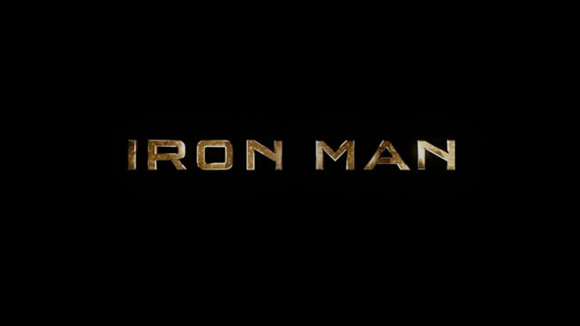 Iron Man - Tony Stark Apogee Awards