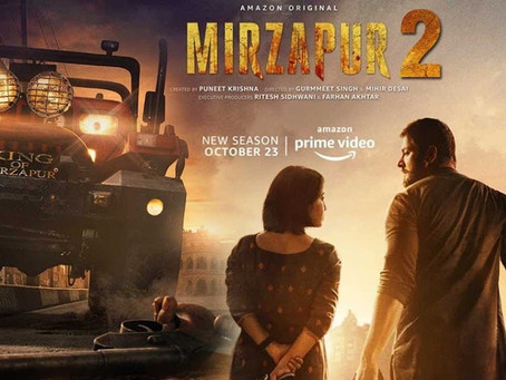 Mirzapur Season 2 Review: Same old gory bloodshed, albeit with a political touch and forced humour.