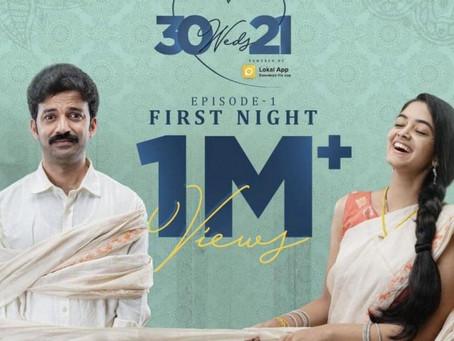 30 weds 21: Redefining Telugu entertainment space on YouTube.