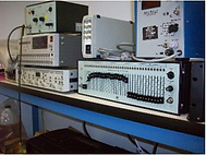 Vibration monitoring equipment