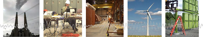 Various Types of Heavy Industry we work on