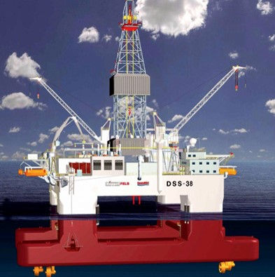​Semi Submersible Dynamic Positioning Vessel