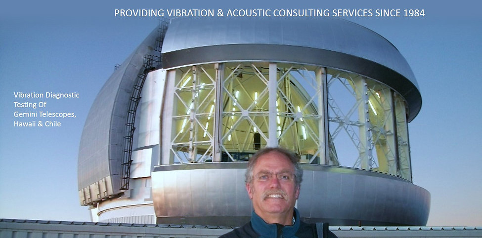 Vibration engineering, analysis, and testing services from the vibration consultants at Response Dynamics