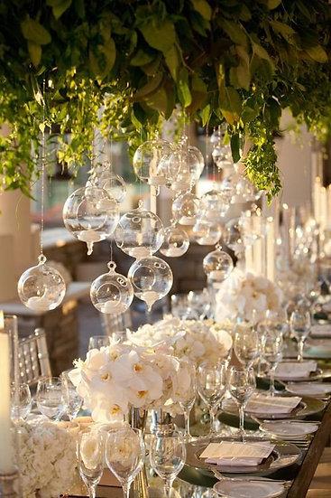 All Glass Terrarium Bowls