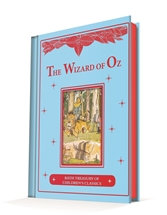 Hardback Children's Classics - Wizard of Oz