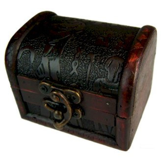 Vintage Style Boxes - Med Colonial Boxes, Embossed