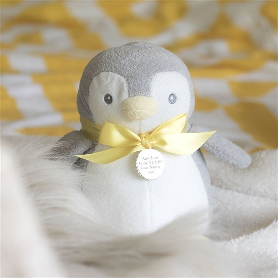 Personalised Pom Pom the Penguin