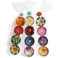 Scented Flower - Assorted x 4