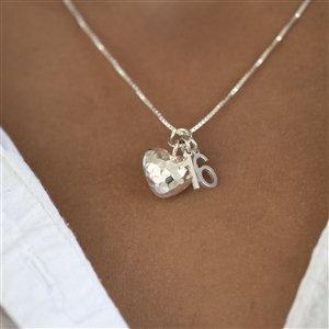 Handmade Special Milestone Necklace