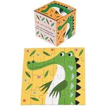 24 Piece Puzzle With Harry the Crocodile