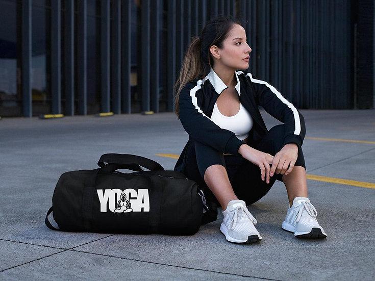Vegan Yoga/Gym Bag - Yoga